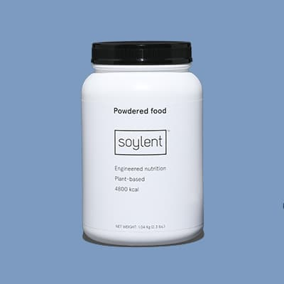 Soylent Powder Tub.