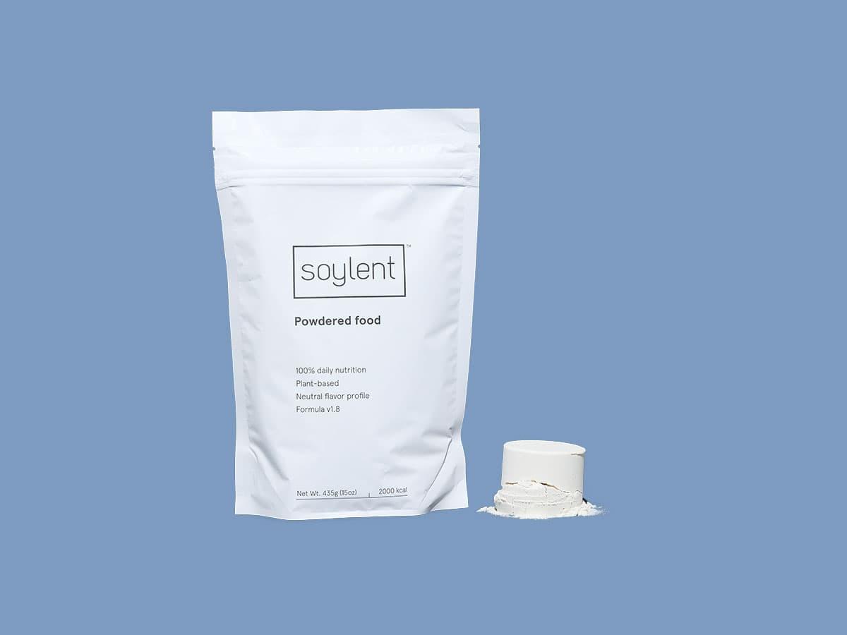 Soylent Powder Pouch